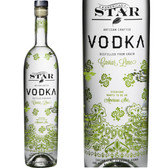 American Star Caviar Lime Flavored Vodka 375ml