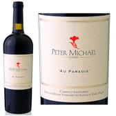 Peter Michael Au Paradis Oakville Cabernet