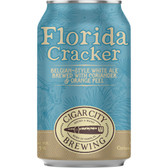Cigar City Florida Cracker Belgian-Style White Ale 12oz 6 Pack Cans