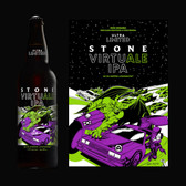 Stone Brewing VirtuALE IPA 22oz