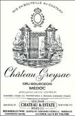 Chateau Greysac Medoc