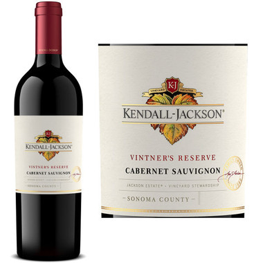 Kendall Jackson Vintner's Sonoma Cabernet
