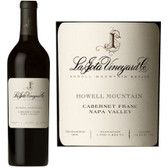 La Jota Howell Mountain Napa Cabernet Franc