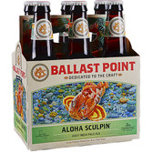 Ballast Point Aloha Sculpin Hazy IPA 12oz 6 Pack