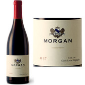 Morgan G17 Santa Lucia Highlands Syrah