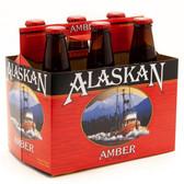 Alaskan Amber Alt Style Ale 12oz 6 Pack