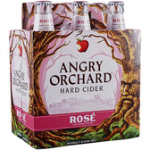 Angry Orchard Rose Hard Cider 12oz 6 Pack