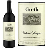Groth Oakville Napa Cabernet 2013 Rated 93JS
