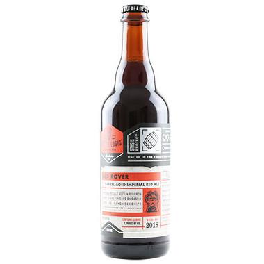 Bottle Logic Red Rover Barrel-Aged Imperial Red Ale 22oz