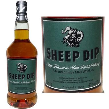 Sheep Dip Islay Blended Malt Scotch Whisky 750ml