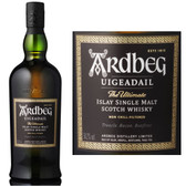 Ardbeg Uigeadail Islay Single Malt Scotch 750ml
