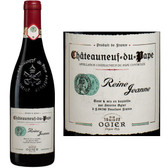 Ogier Reine Jeanne Chateauneuf-du-Pape 2015 Rated 89-91WA