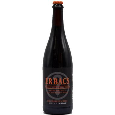No Clue E.R.B.A.C.S. Barrel Aged Coffee Stout 22oz