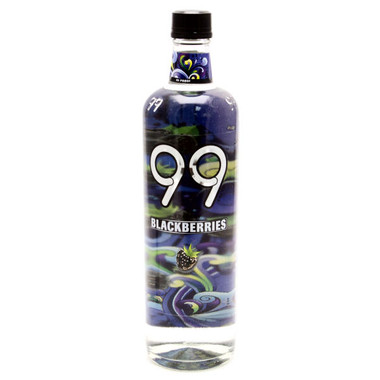 99 Blackberries Schnapps Liqueur 750ml
