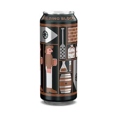 Mikkeller Building Blocks Keller Style Pilsner 16oz 4 Pack Cans