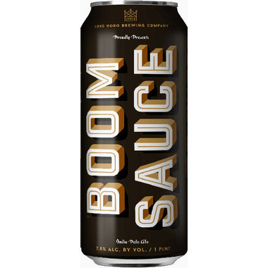 Lord Hobo Brewing Boom Sauce 16oz 4 Pack Cans