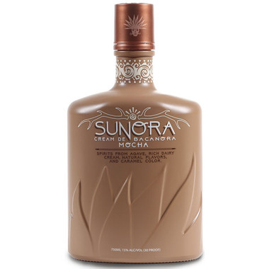 Sunora Cream De Bacanora 750ml