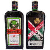 Jagermeister World Cup 2018 Edition Mexico 750ml