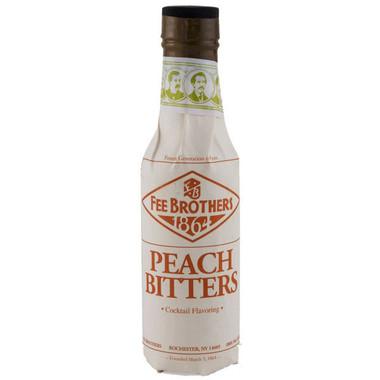 Fee Brothers Peach Bitters 5oz.