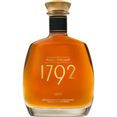 1792 Full Proof Kentucky Straight Bourbon Whiskey 750ml
