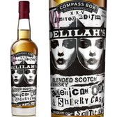 Compass Box Delilah's XXV Blended Scotch Whisky 750ml