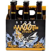 Stone Brewing WØØtstout 2018 16oz 6 Pack Bottles