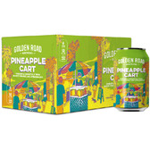 Golden Road Pineapple Cart Pineapple Wheat Ale 12oz 6 Pack Cans