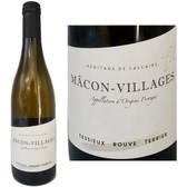 Tessieux Macon-Villages Blanc White Burgundy