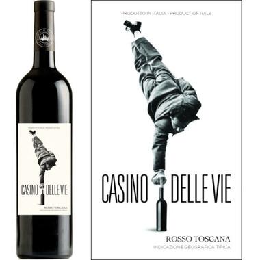 Il Palagio Casino delle Vie Rosso Toscana IGT