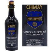Chimay Grande Reserve Whiskey Barrel Aged Dark Ale 375ml (Belgium)