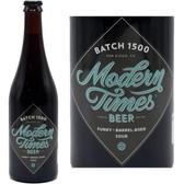 Modern Times Batch 1500 Dark Sour Saison Ale 750ml