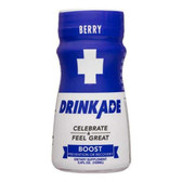DrinkAde Berry Boost SINGLE BOTTLE (BLUE)