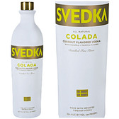 Svedka Colada Coconut Flavored Vodka 750ml