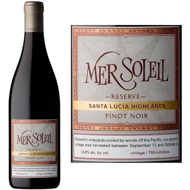 Mer Soleil Reserve Santa Lucia Highlands Pinot Noir