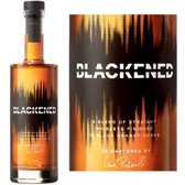 Blackened by Metallica Batch 089 American Whiskey 750ml