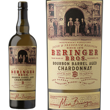 Beringer Bros. Bourbon Barrel Aged Chardonnay