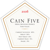 Cain Five Spring Mountain Napa Red Blend