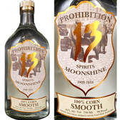 Prohibition 13 Spirits Smooth Moonshine 750ml