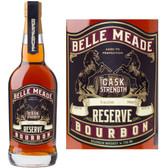 Belle Meade Cask Strength Reserve Bourbon 750ml