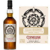 Clynelish Reserve Game of Thrones House Tyrell Highland Single Malt Scotch 750ml