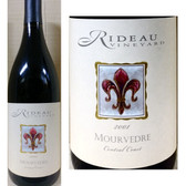 Rideau Central Coast Mourvedre 2001