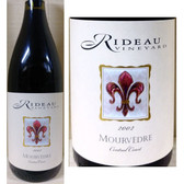 Rideau Central Coast Mourvedre 2002