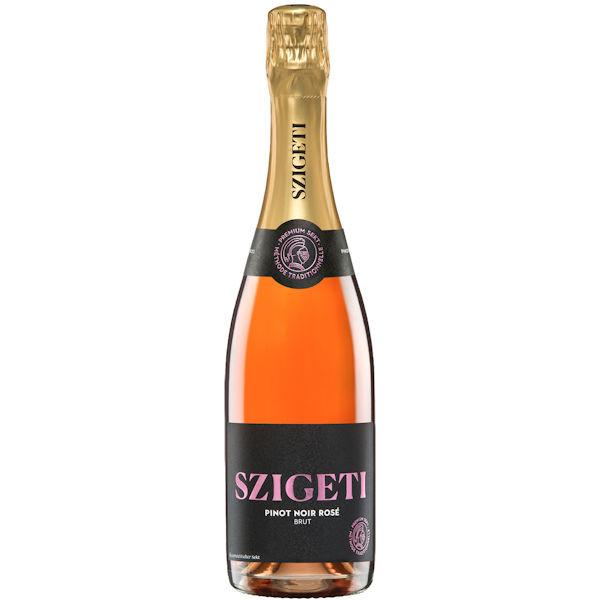 Szigeti Pinot Noir Brut Rose 2016