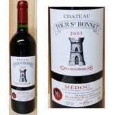 Chateau Tour St. Bonnet Medoc Cru Bourggeois