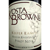 Kosta Browne Keefer Ranch Russian River Pinot Noir