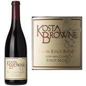 Kosta Browne Thorn Ridge Vineyard Sonoma Coast Pinot Noir