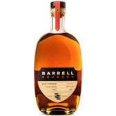Barrell Bourbon Batch 15 9 Year Old Cask Strength Bourbon Whiskey 750ml