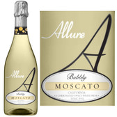 Allure Bubbly California Moscato NV