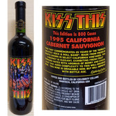 Celebrity Cellars Kiss This Collector's Series Cabernet