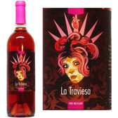Valle Girl Vino of Baja Mexico La Traviesa (The Flirty Girl) Grenache Rose